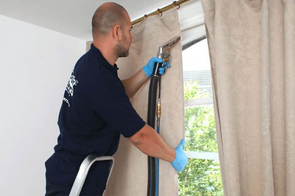 curtain cleaning danville